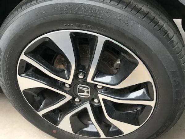 Honda Civic exl año 2015