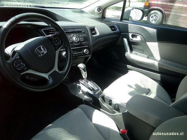 Honda Civic NEW COUPE año 2015