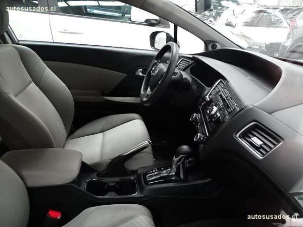 Honda Civic EXL año 2016