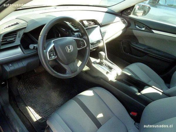 Honda Civic EX año 2016
