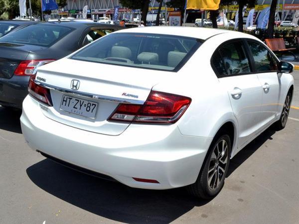 Honda Civic CIVIC EX 1.8 año 2016