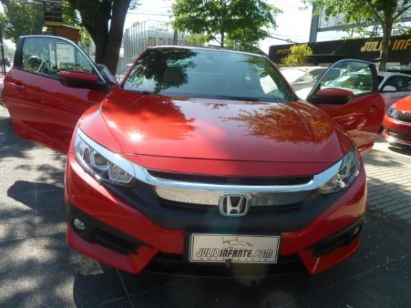 Honda Civic Coupe EXL 1.5 Vtec Turbo año 2017