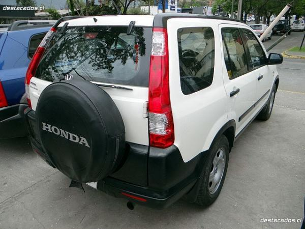 Honda CR-V LX año 2007