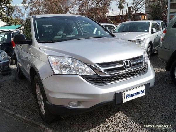 Honda CR-V 2.4 LXS año 2011