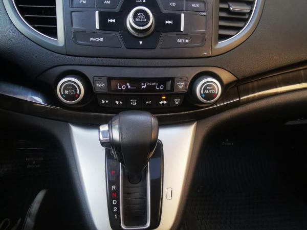 Honda CR-V CRV EXL 4X4 2.4 LIMITED año 2012