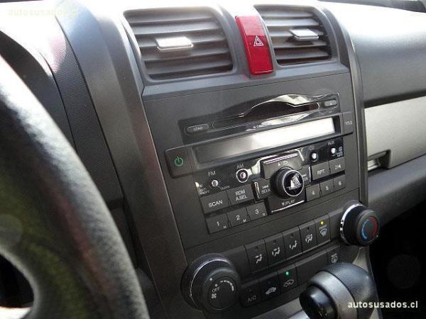 Honda CR-V 2.4 año 2012