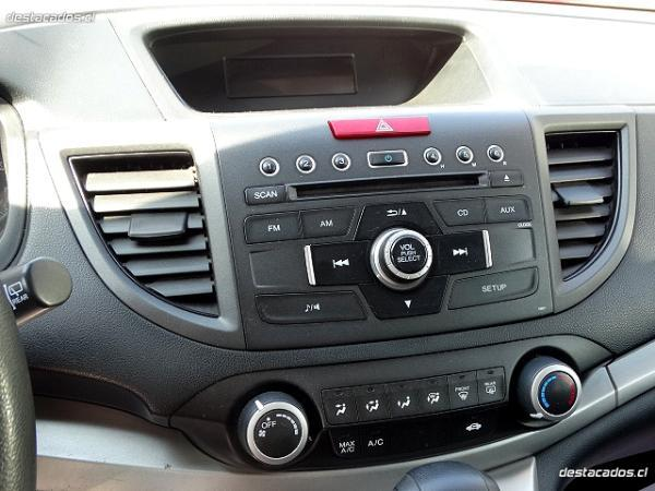 Honda CR-V EXR 4X4 año 2013