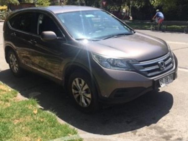 Honda CR-V LX 2.4 año 2013