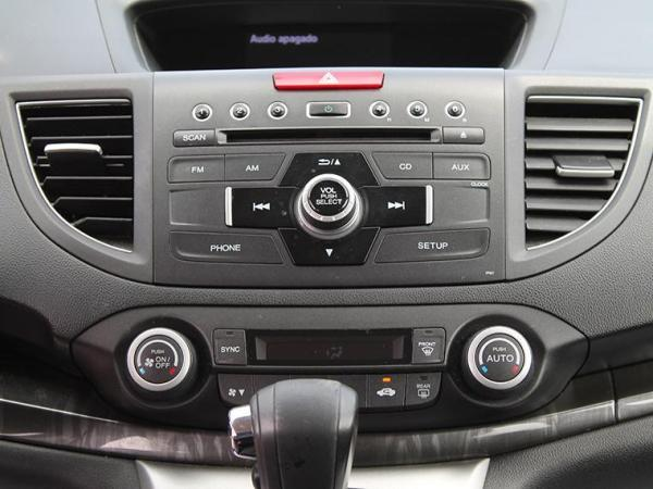 Honda CR-V CRV EXL 4X4 2.4 año 2013