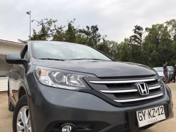 Honda CR-V 2.4 EXL 4X4 AT año 2015