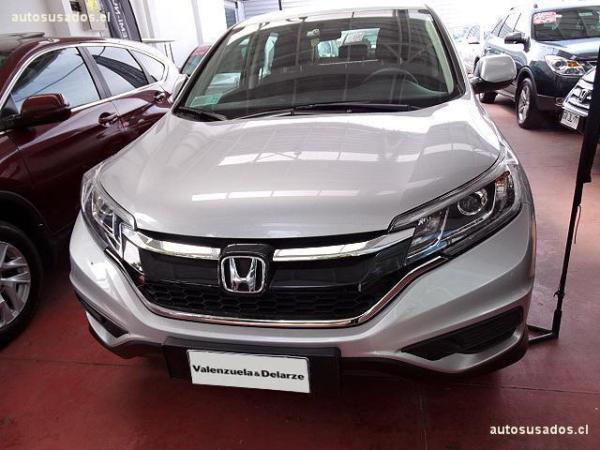 Honda CR-V NEW LX AT 4X2 año 2015