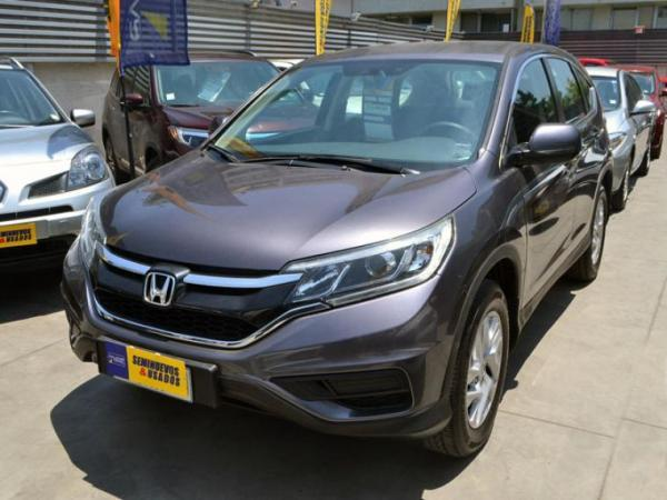 Honda CR-V NEW CR V EXR 4X4 2.4 año 2015