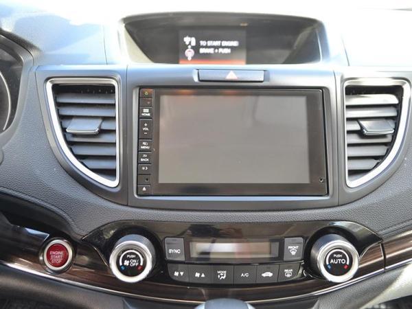 Honda CR-V . año 2015