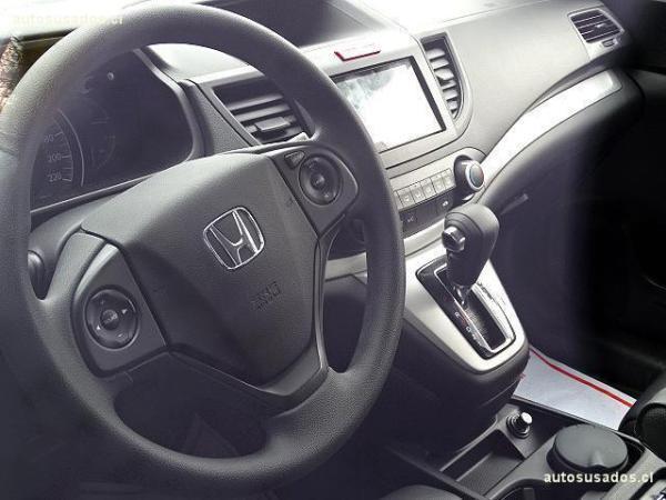 Honda CR-V LXS SMART 2.4 AT 4X2 año 2015