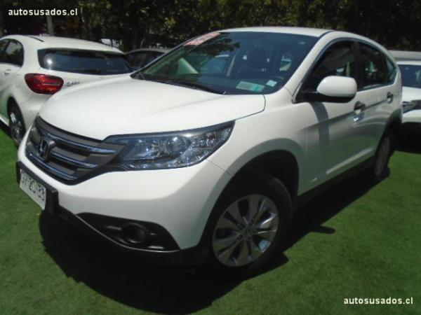 Honda CR-V EXR Smart 2.4 . 4x4 año 2015