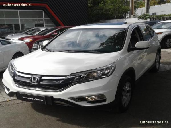 Honda CR-V EX 2.4 año 2016
