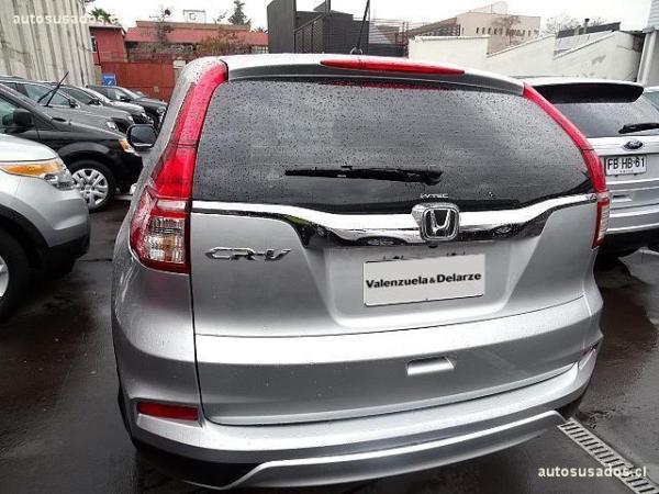 Honda CR-V EX año 2016