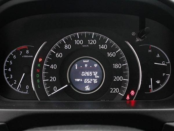 Honda CR-V NEW EX 2.4 año 2016