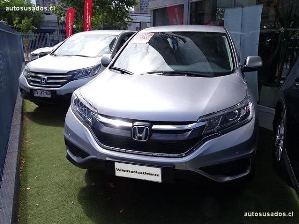 Honda CR-V LX 2.4 AT año 2017