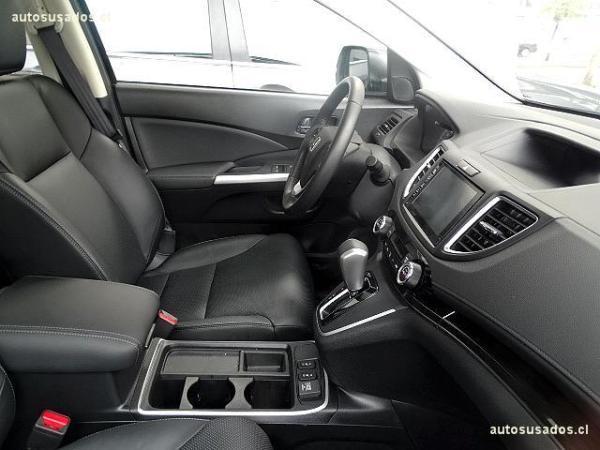 Honda CR-V NEW EXL año 2017