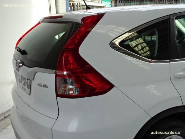 Honda CR-V EXL año 2017