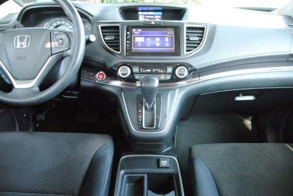 Honda CR-V EX 2.4 año 2017