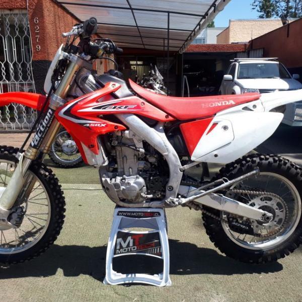 Honda CRF 450 X 2.650.000 año 2012