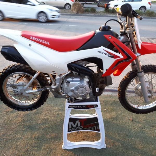 Honda CRF 110 1.250.000 año 2014