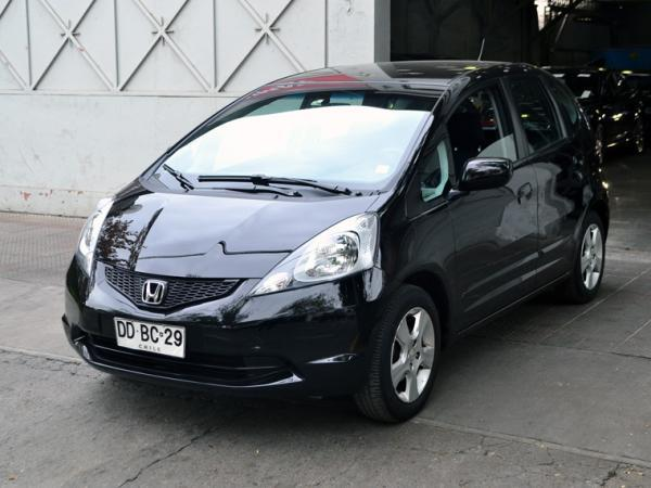 Honda FIT LX 1.3 MT año 2012