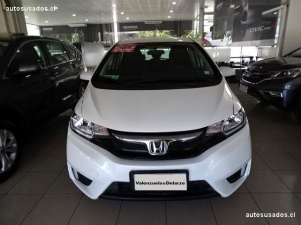 Honda FIT LX año 2015