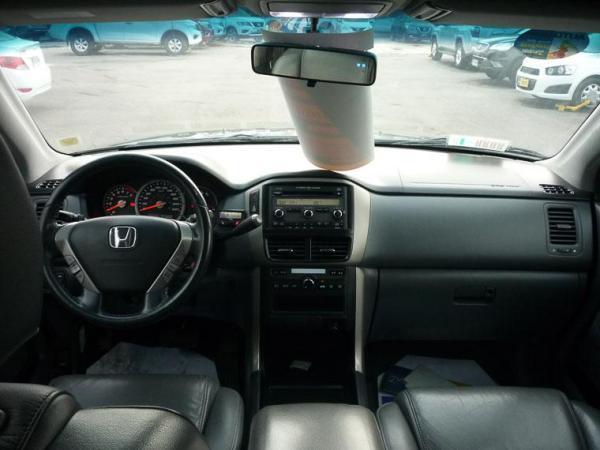Honda Pilot Pilot 4x4 3.5 año 2008