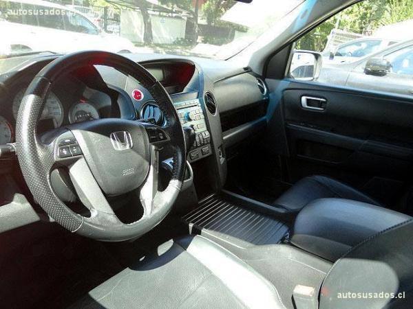 Honda Pilot EXL 4X4 año 2012