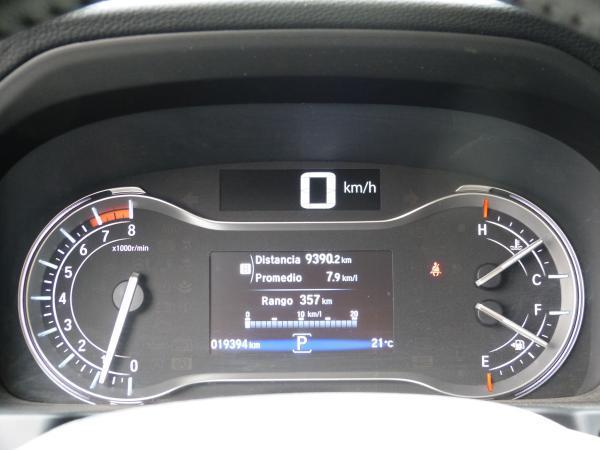 Honda Pilot EXL año 2017