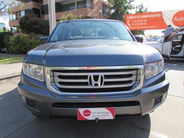 Honda Ridgeline 3.5 4X4 año 2013