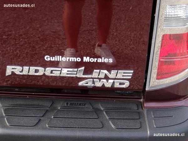 Honda Ridgeline RTL 4X4 año 2013