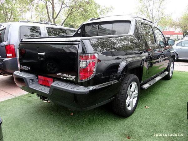 Honda Ridgeline RTL 3.5 V6 4X4 año 2014