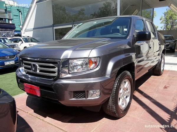 Honda Ridgeline NEW RT 3.5 AT año 2014
