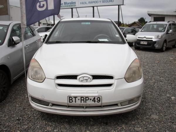 Hyundai Accent GLS MT 1.6L año 2009