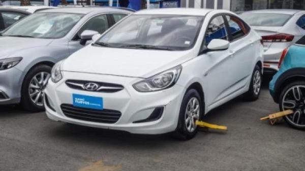 Hyundai Accent 1.4 RB GL año 2011