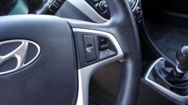 Hyundai Accent RB HB 1.6 año 2012
