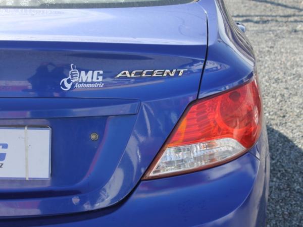 Hyundai Accent RB GL 1.4 año 2012