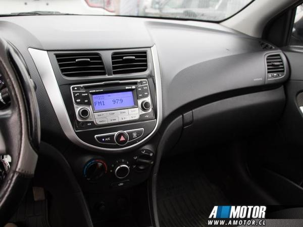Hyundai Accent New Accent Rb Gl 1.6 año 2013