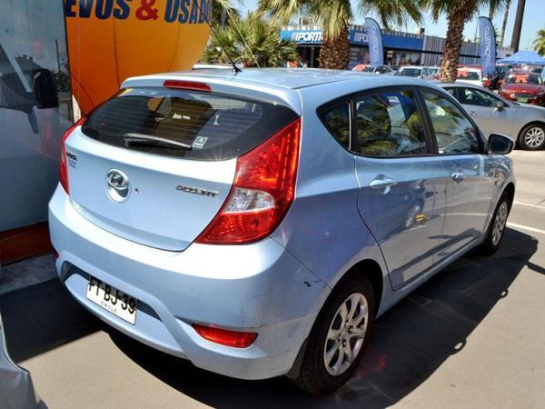 Hyundai Accent ACCENT RB GL 1.4 año 2013