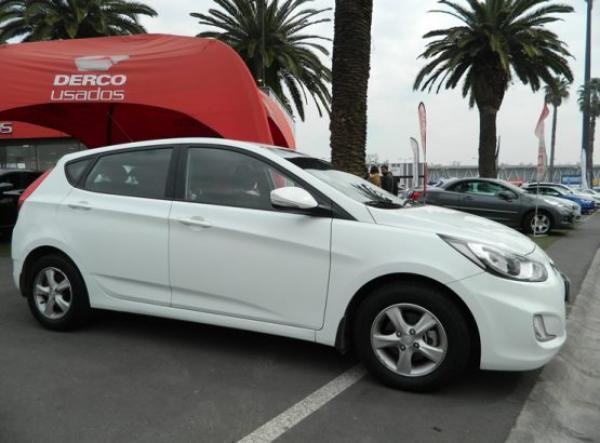 Hyundai Accent GLS año 2014