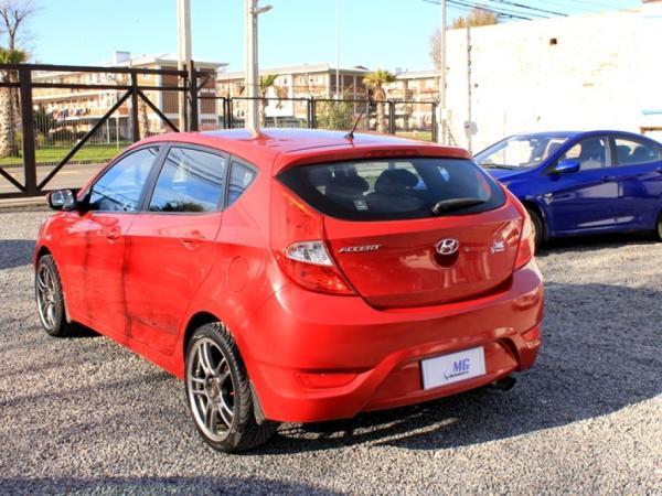Hyundai Accent RB HB 1.4 año 2014