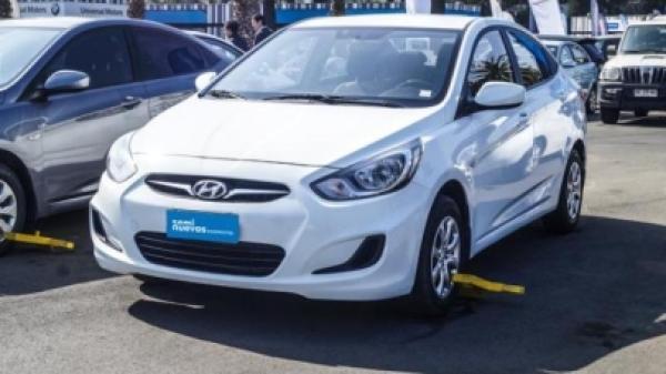 Hyundai Accent 1.4 GL RB año 2014