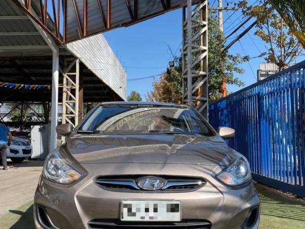 Hyundai Accent 14 año 2014