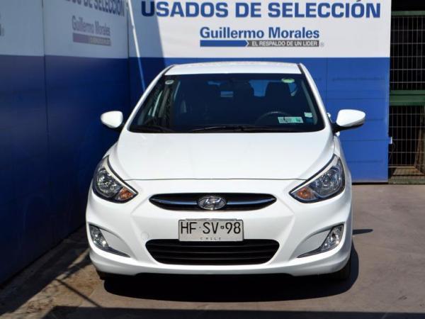 Hyundai Accent RB GLS 1.6 año 2015