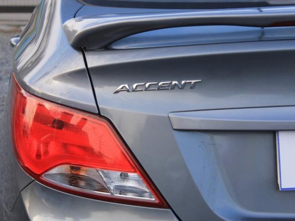 Hyundai Accent RB GL 1.4 año 2015