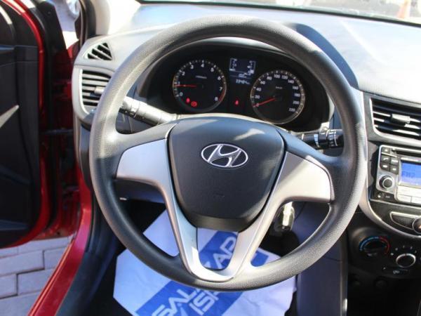 Hyundai Accent Accent Rb Gl 1.4 año 2015